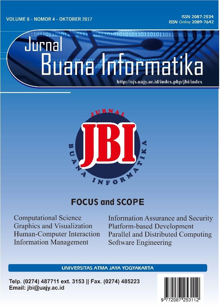 Jurnal Buana Informatika