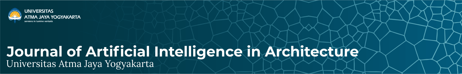Journal of Artificial Intelligence in Architecture