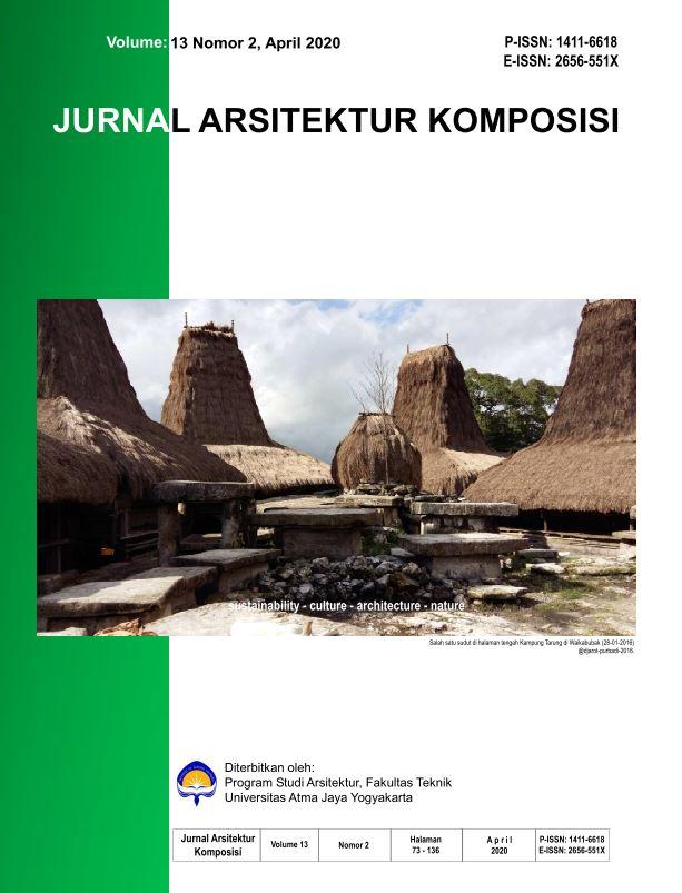 Jurnal Arsitektur Komposisi